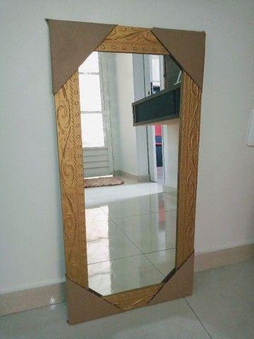 Espelhos Novos Tamanho 35x75 - Foto 2
