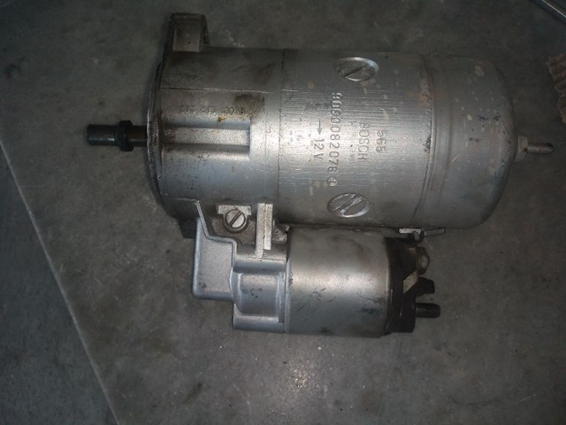 Motor de arranque gol ap - Foto 3