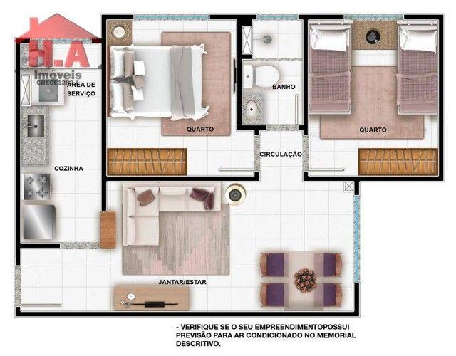 Apartamento à venda, 60 m² por R$ 189.690,00 - Passaré - Fortaleza/CE - Foto 18
