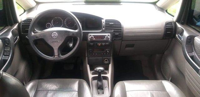 GM ZAFIRA EXPRESSION 2.0 AUT 7LUGARES FLEX 2010  - Foto 7