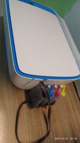 Impressora HP DeskJet 3636 - Foto 5