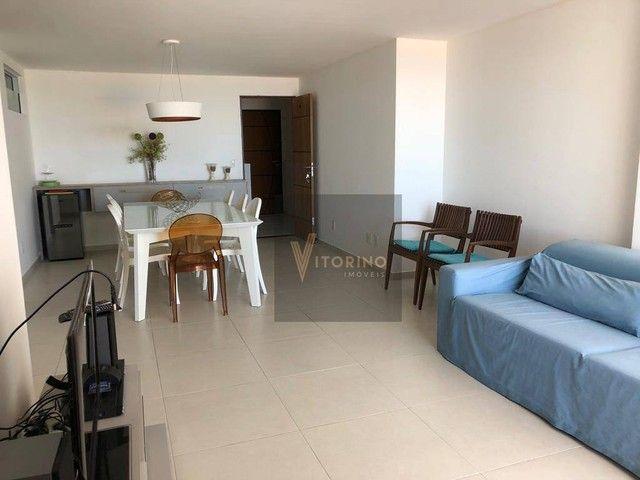 Apartamento com 2 dormitórios à venda, 90 m² por R$ 490.000,00 - Camboinha - Cabedelo/PB - Foto 19