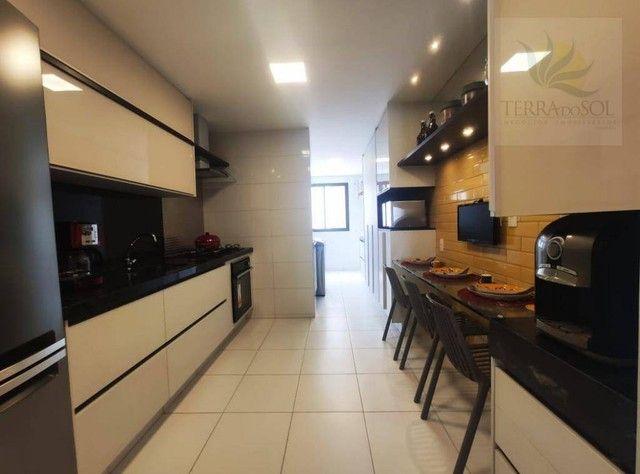 Apartamento com 3 dormitórios à venda, 162 m² por R$ 1.490.000,00 - Aldeota - Fortaleza/CE - Foto 9