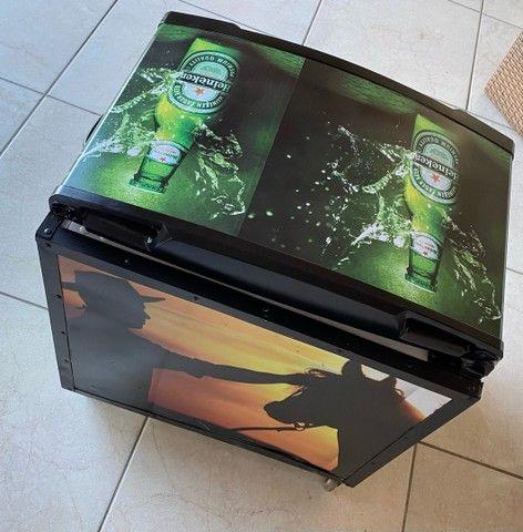 Cooler caixa térmica frigobar  - Foto 6