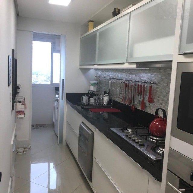 Mobiliado e decorado - 2 dormitórios com suíte - Praia Grande em Torres / RS - Excelente - Foto 8