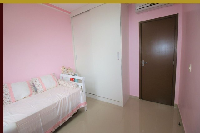 Condomínio weekend Club Apartamento 3 Quartos Ponta Negra - Foto 17