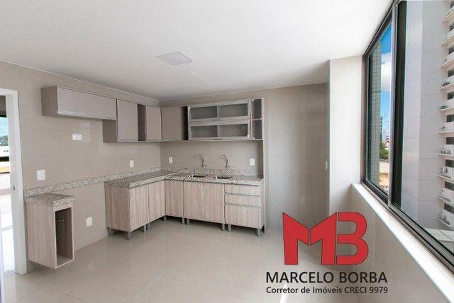 Vendo Apartamento 5 Quartos 178m2 (2 suítes) Ed João Pedro, M Nassau Caruaru - Foto 6