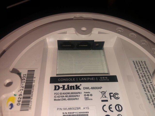 Vendo Roteador D-Link DWL-6000AP  - Foto 4