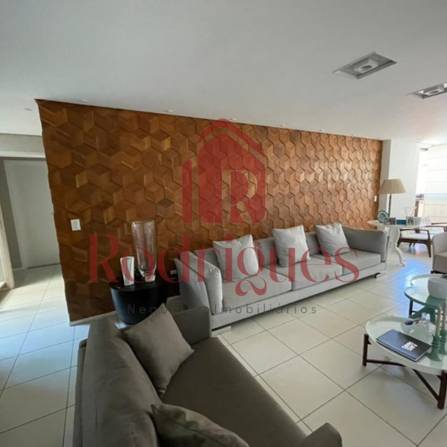 Cobertura no EdIfício Bossa Nova, 4 suítes e 4 vagas de garagem, área de lazer completa  - Foto 8