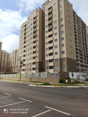 Apartamentos em Samambaia-2 quartos-suíte-lazer na cobertura-itbi gratuito
