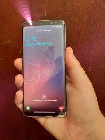 Vendo ou troco Galaxy S8