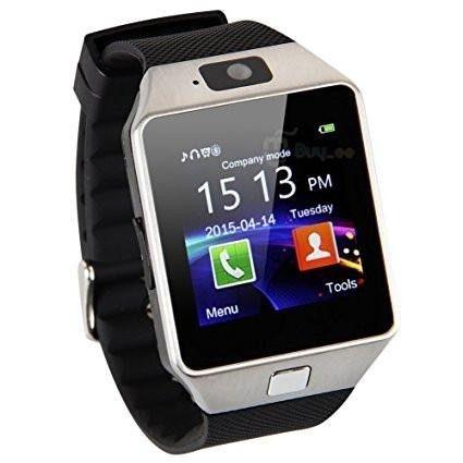 Bateria recarregável relogio smartwatch DZ09, QW09, W8, A1, V8, X6, GT08 - Foto 4