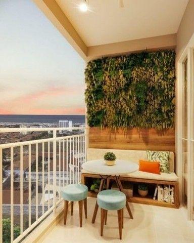 Apartamento na Praia do Futuro com Vista Mar - Entrada Parcelada #am14 - Foto 2