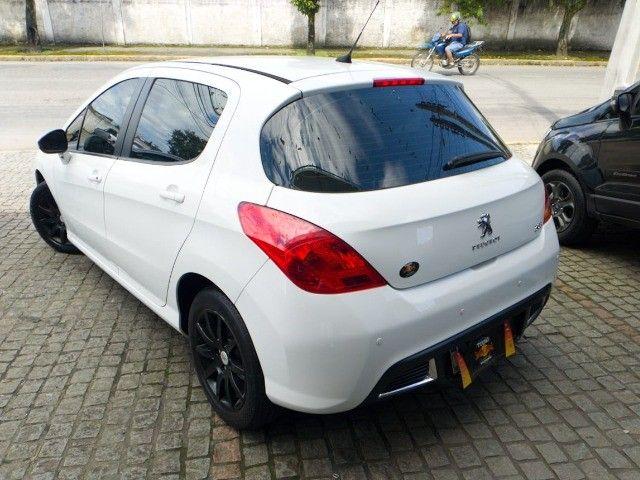 Peugeot 308  1.6 ano 2013 + dvd impecavel valor 32990 aceito trocas  - Foto 9