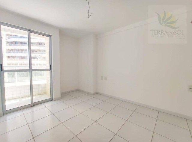 Apartamento com 3 dormitórios à venda, 81 m² por R$ 455.000 - Edson Queiroz - Fortaleza/CE - Foto 17