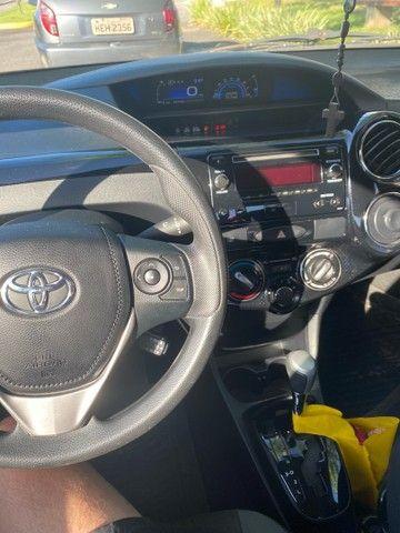Etios Sedan 1.5 XS automático