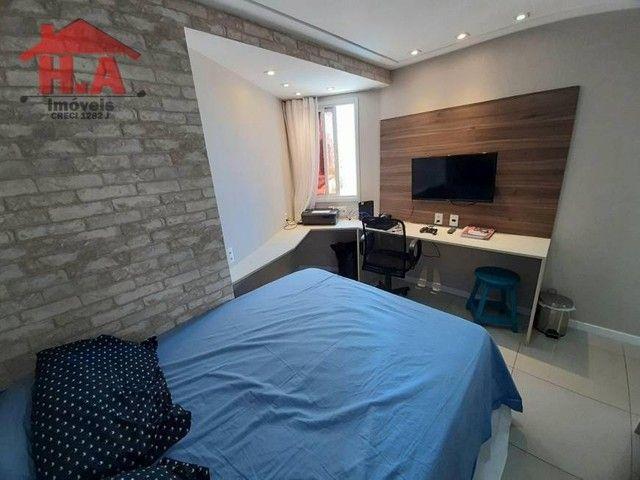 Apartamento com 3 dormitórios à venda, 136 m² por R$ 950.000,00 - Aldeota - Fortaleza/CE - Foto 13