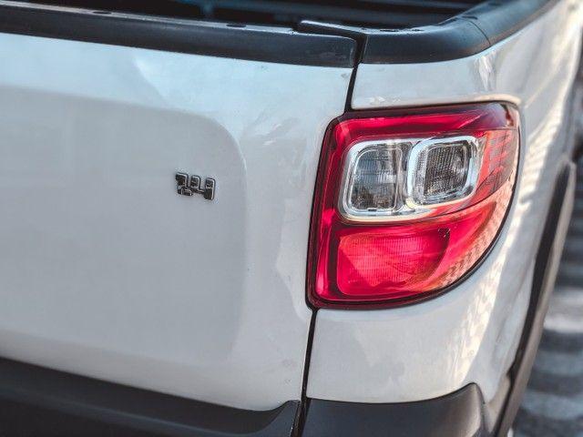 Fiat Strada Working CS 1.4 Flex 2015 IPVA 2021 PAGO!!! - Foto 12
