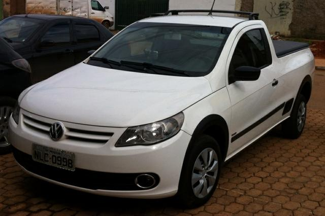 VW SAVEIRO CS 1.6 2011 COMPLETAÇA