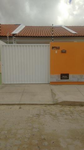Linda casa no portal Suldoeste com Dois quartos