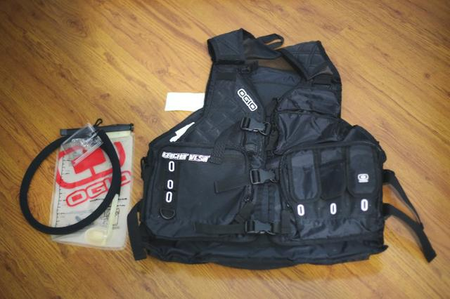 Colete Ogio Waterbag Mx Flight Vest