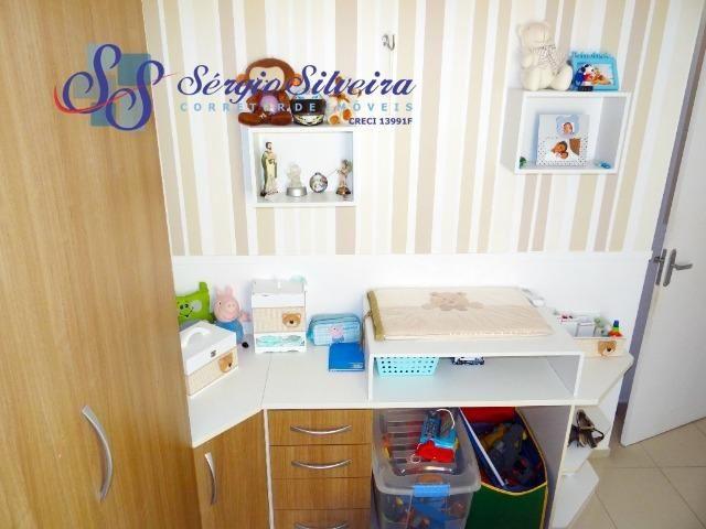 Casa em condomínio fechado no Eusébio com 3 quartos toda projetada - Foto 12
