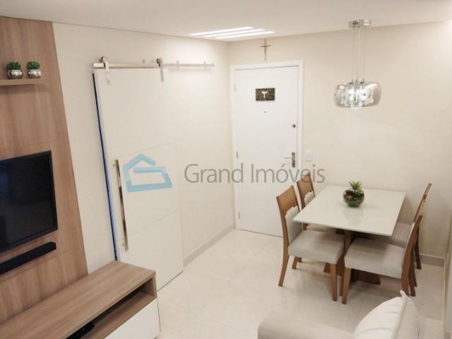 Apartamento 2 quartos villaggio laranjeiras montado e 2 vagas de garagem!!! - Foto 18