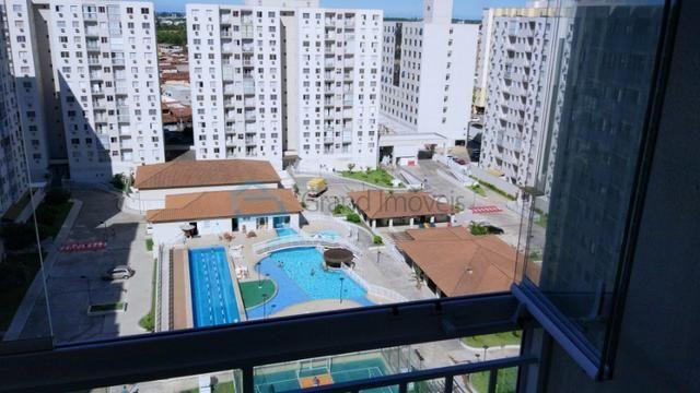 Apartamento 2 quartos villaggio laranjeiras montado e 2 vagas de garagem!!!