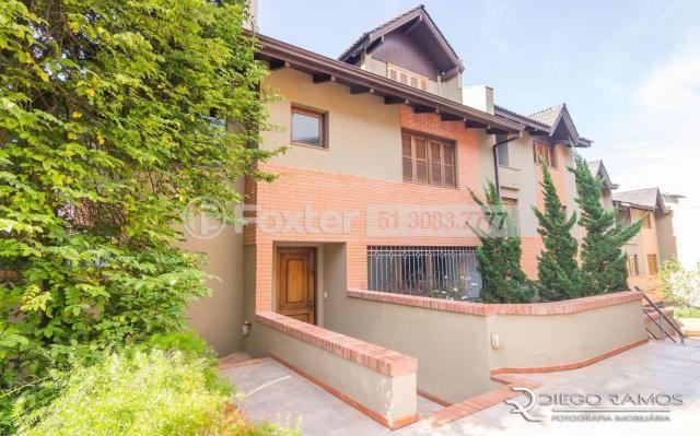 Casa à venda com 3 dormitórios em Vila assunção, Porto alegre cod:162927