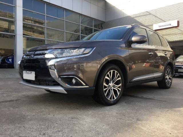 Mitsubishi Outlander Diesel - Super Nova - Garantia Mtsubishi - Foto 2
