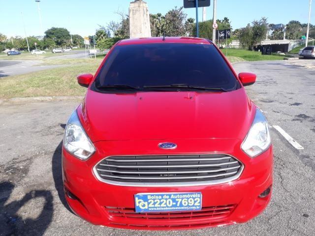 Ford ka sedan 1.5 se 12v flex/gnv manual
