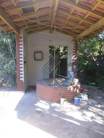 Chácara com 2 dormitórios para alugar - jardim tatiana - sorocaba/sp - Foto 4