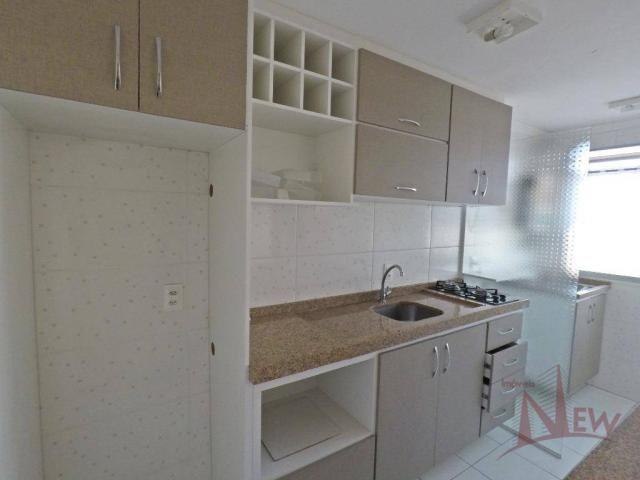 Apartamento 02 quartos no Bom Jesus, São José dos Pinhais - Foto 8