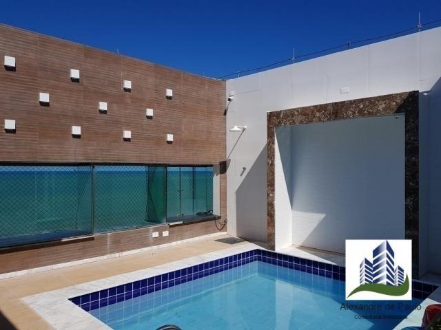 Cobertura com 210m² em casa caiada - beira mar - Foto 18