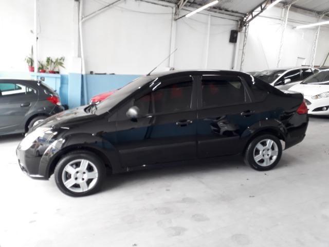 Fiesta Sedan 1.0 2008 - Sem entrada + 48 X DE R$ 582,00 - Foto 2