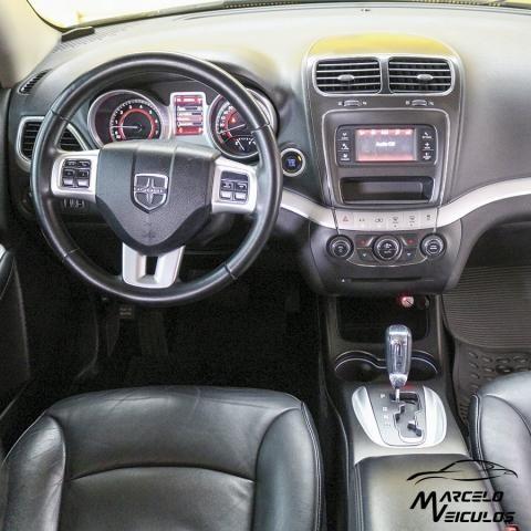 DODGE JOURNEY 2011/2012 3.6 SXT V6 GASOLINA 4P AUTOMÁTICO - Foto 5