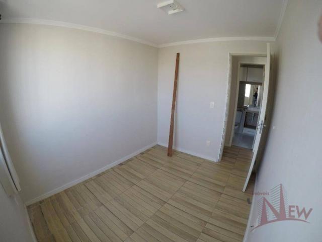 Apartamento 02 quartos no Bom Jesus, São José dos Pinhais - Foto 17