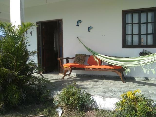 Casa de praia toda mobiliada a 80m da praia de Ponta Negra marica e em frente a lagoa - Foto 13