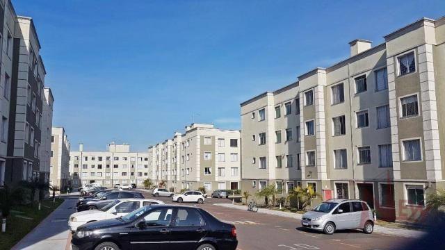 Apartamento 02 quartos no Bom Jesus, São José dos Pinhais - Foto 2
