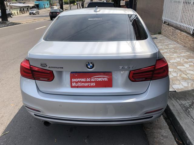BMW 320 I 2.0 turbo Active flex 2017 - Foto 5