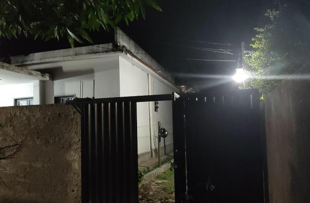 Casa independente para alugar - R$500,00/mês