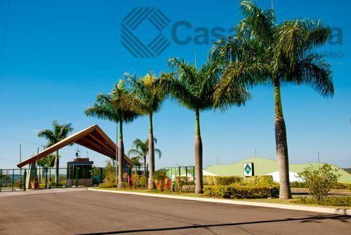 Terreno residencial à venda, Condomínio Saint Charbel, Araçoiaba da Serra - TE3428. - Foto 2