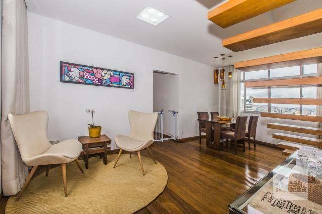Apartamento à venda com 3 dormitórios em Nova suissa, Belo horizonte cod:257771 - Foto 2