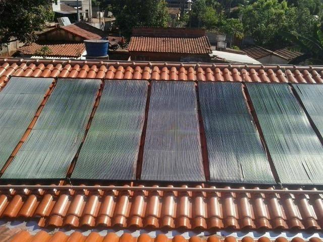 Aquecimento Solar Piscinas, certificação Inmetro - Foto 4