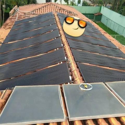 Aquecimento Solar Piscinas, certificação Inmetro - Foto 5