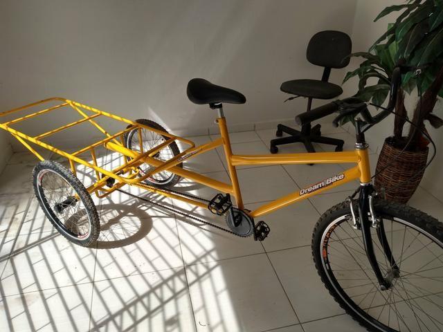 Bicicleta pra uso em diversos tipos de trabalhos - Foto 2