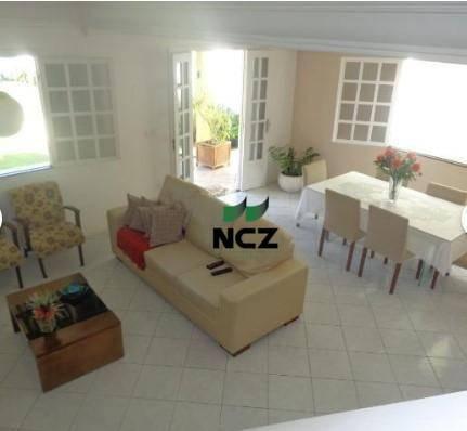 Casa com 4 dormitórios à venda, 340 m² por r$ 940.000 - itapuã - salvador/ba - Foto 3