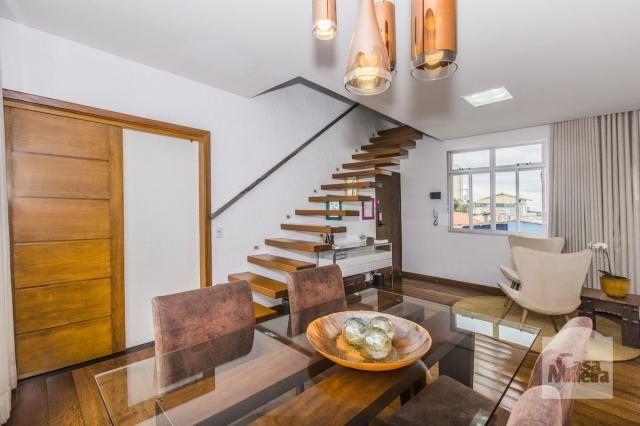 Apartamento à venda com 3 dormitórios em Nova suissa, Belo horizonte cod:257771 - Foto 7