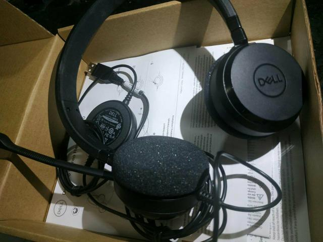 Fone, headset Dell pro Stereo uc150 - Foto 2
