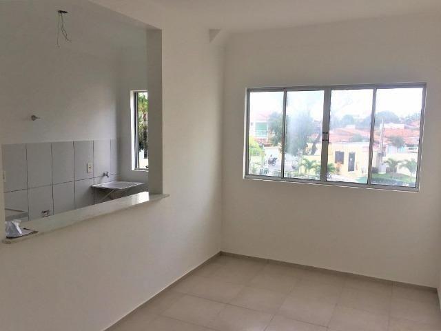 Apartamento Novo na Maraponga 145Mil - Foto 9